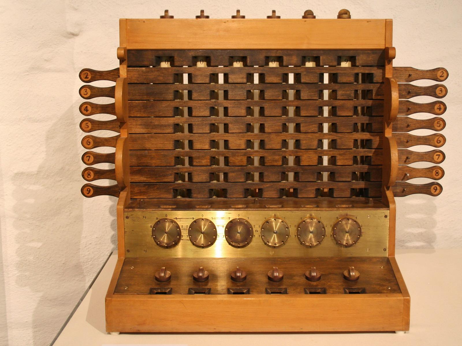 Schickards Rechenmaschine